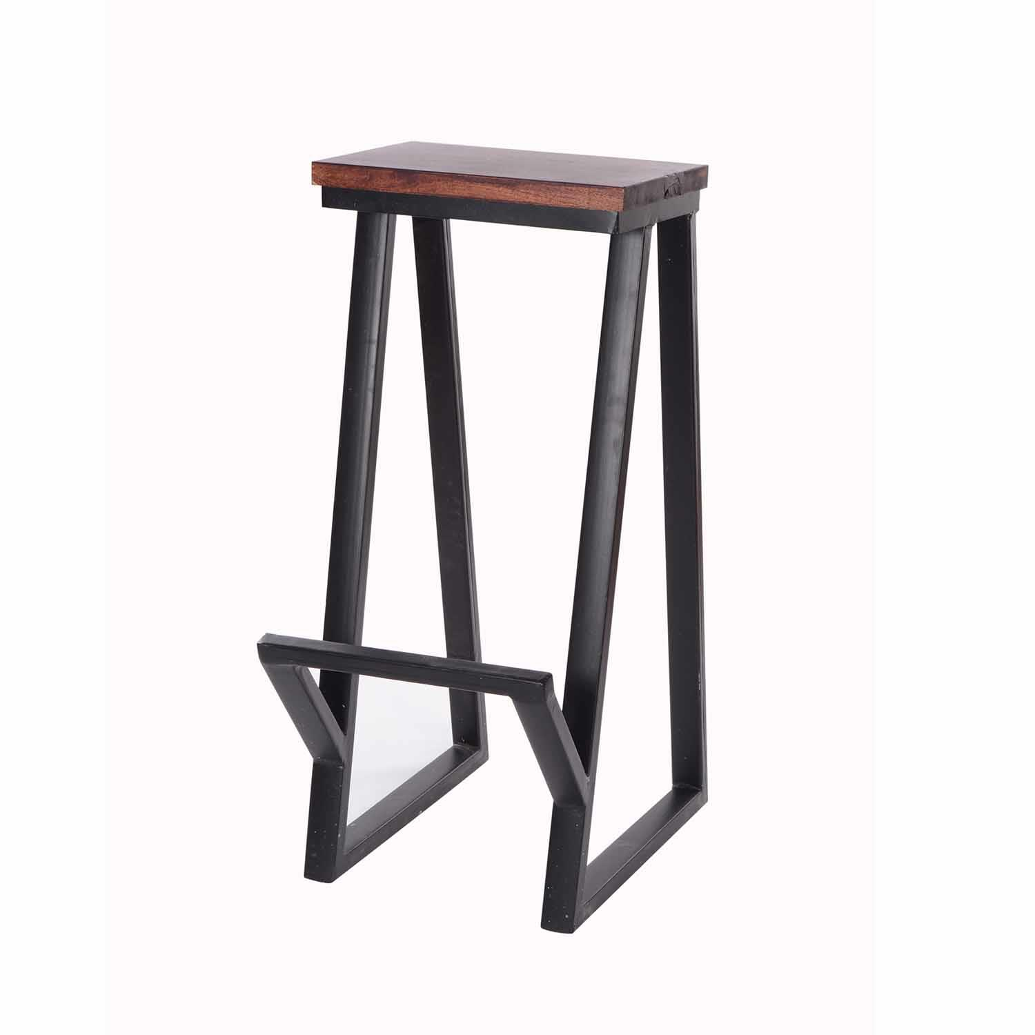 Natural Livings : Wooden Bar Stool Size 15 2 x 18 4 x 32 2009081000532B from naturallivings.com size 1500 x 1500 jpeg 67kB